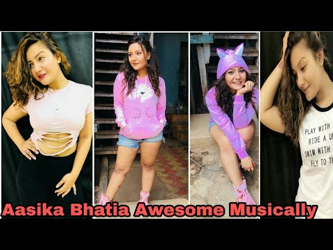 Xxx Mp4 Aasika Bhatia New Musicallys Indian Musically 3gp Sex