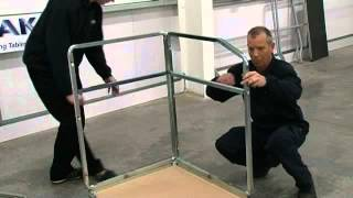 Gopak ® How To Large & Small Table Trolley Assembly