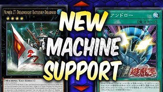 ANCIENT GEAR vs SUPER QUANTAL - NEW MACHINE SUPPORT! (Dreadnought Battleship Dreadnoid)