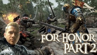 FOR HONOR Walkthrough Gameplay Part 2 - Holden Cross (Knight Campaign)