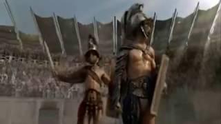 Spartacus Sangre y arena brutal