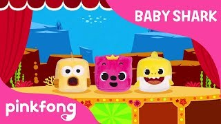 Baby Shark Cube Cube Show | Toy Show | Baby Shark | Pinkfong Songs for Children