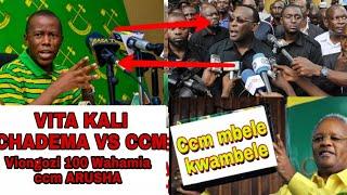 kimenuka LOWASA:ahama na viongozi 100 wa CHADEMA Arusha...
