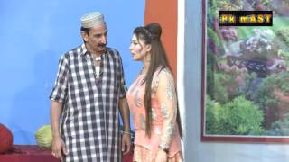Best of Iftekhar Thakur and Khushboo Stage Drama Full Comedy Clip