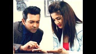 কলকাতায় কাজ নেই, তাই  গোপনে বাংলাদেশে শ্রাবন্তী   Srabanti in Bangladeshi Movie Jodi Ekdin News 2018