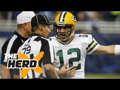 Aaron Rodgers is the NFL s Kobe Bryant THE HERD