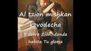 Yossi Azulay Rachem sub español