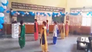 #KVBallia/#funnyandimportantvideos/Fairwell celebration in K.V.Ballia 2019 / Dance