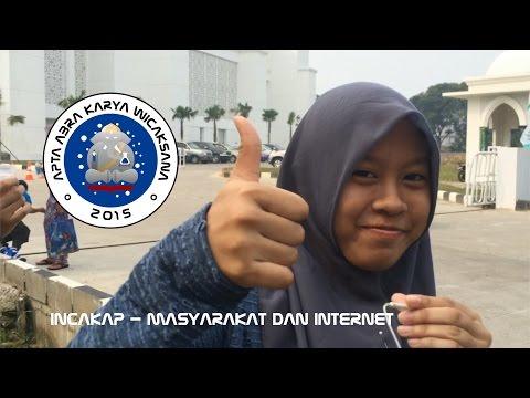Program 'INCAKAP' - Masyarakat dan Internet