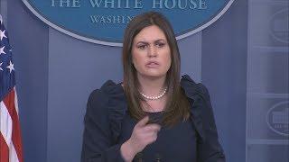 3/20/18: White House Press Briefing