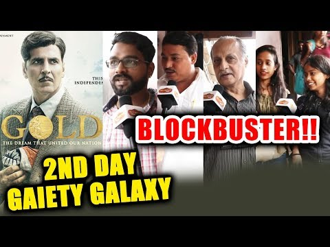 Xxx Mp4 GOLD PUBLIC REVIEW SECOND DAY GAIETY GALAXY Akshay Kumar Mouni Roy 3gp Sex