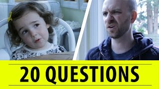 Playing 20 Questions With a 3-Year-Old