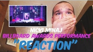 Nicki Minaj Billboard Music Awards Performance