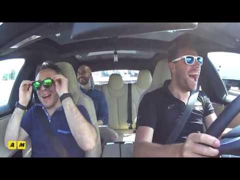 Tesla Model S P90D Primo test