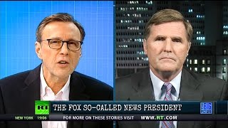 Who's Really In Charge? Fox News or Donald Trump? - The Ring Of Fire