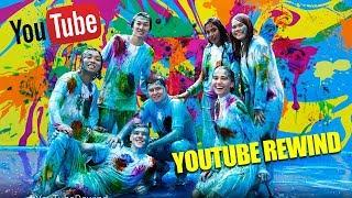 Youtube Rewind 2017 - BEHIND THE SCENES