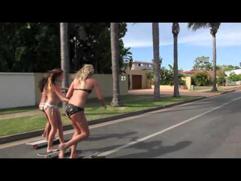 Bon Piros Skate Movie