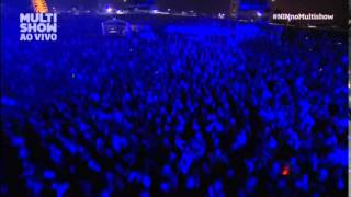 Nine Inch Nails - Beside You in Time (Live Lollapalooza Brasil 2014)