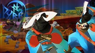 Pyre Gameplay FIRST HOUR - SUPERGIANT'S NEW GEM! (PS4 Pro)