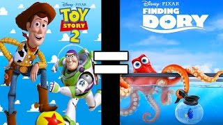 24 Reasons Toy Story 2 & Finding Dory Are The Same Movie