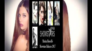 CANDIDATAS SHOWSTARS SPAIN 2017