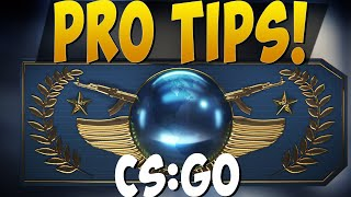 CS:GO Pro Tips - How To Get Better At CS:GO