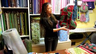 Quilted Christmas Gifts Ideas 2012