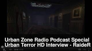 [UZL Radio Podcast Special #1] | Urban Terror HD - RaideR | v3nd3tta edit