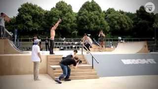 Titus Brettkollegen Episode 134: Summer Bright 2012 Teil1 und This ain't California Trailer