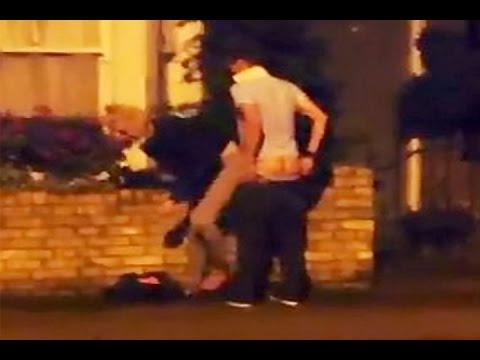 Couple Caught In The Middle Of Sex Act In Cambridge City | VIDEO!!!