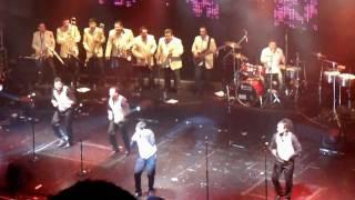 1/7 Banda XXI  Recital INTRO Cuando me enamoro Teatro Gran REX HD Noviembre 16 y 17  2011 Show