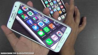 Samsung Galaxy J7 Hands on Review