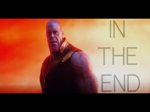 """Avengers Infinity War 