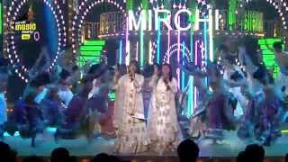 MMAwards 2015 l The Best Punjabi Bollywood Songs | Radio Mirchi
