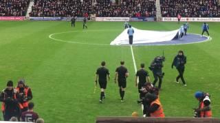 Heart of Midlothian vs Hibernian Scottish Cup 12 February 2017