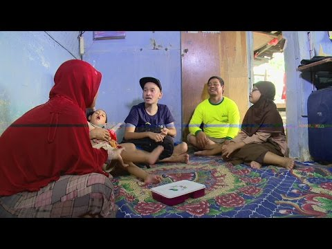 SURVIVOR - Hebatnya Pak Anas Menghidupi Dua Anaknya Yang Berkebutuhan Khusus (21/02/16) Part 3/4