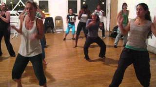 Afro-Urban Street and Club Dance Workshop with Nkei