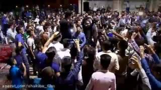 محسن لرستانی در بزرگترین جشن در مشهد باغسرای نیکدل  در جشن خاندان بزرگ  حاجی اقای میرزادوستی