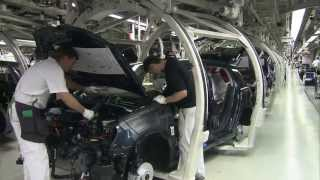 VW Golf Mk6 production