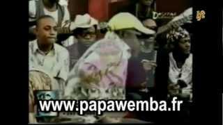 CONGO : PAPA WEMBA : RECOURS - SPECIAL 35 ANS DE VIVA LA MUSICA