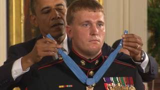 Medal of Honor recipient recalls deadly ambush