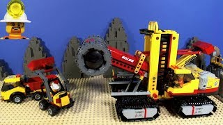 LEGO Mining Expert Site 60188