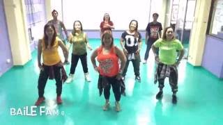 ZUMBA Fitness - DAZED & CONFUSED Remix