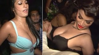 HOT Bollywood Actresses Caught Dirty Dancing - Top 5   Uncensored Video
