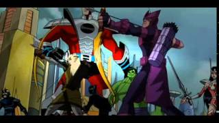 The Avengers: Earth's Mightiest Heroes Season 1 Episode 26 : A Day Unlike Any Other [Full Episode]