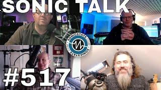 Sonic TALK 517 - Three Finger Drag