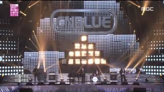 [1080p] 141207 CNBLUE - I'm a Loner @ 2014 MBC Korean Music Wave in BeiJing