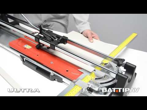 Ultra 60 Manual Tile Cutter