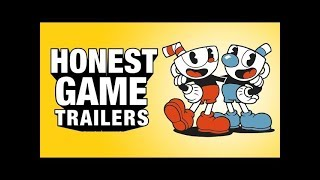 CUPHEAD (Honest Game Trailers)
