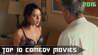 Top 10 Comedy Movies 2016 - Part 1